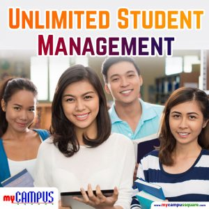 Student Management System with myCampusSquare